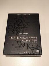 The Da Vinci Code - Sakrileg - Extended Version mit Original Kryptex