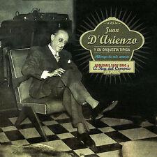 Milonga de Mis Amores by Juan D'Arienzo (CD, Jul-2005, Bmg)