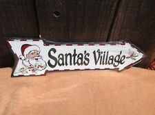 Christmas Arrow Signs.Arrow Christmas Home Decor Plaques Signs For Sale Ebay