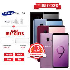 "5.8""New Samsung Galaxy S9 64/256GB G960F 6G Factory Unlocked Smart Mobile"