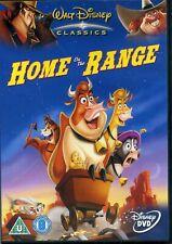 Disney Home On The Range DVD - Brand New & Sealed