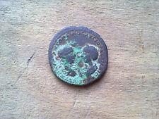 Roman Coin ELAGABALUS and JULIA SOAEMIAS 218-222 AD