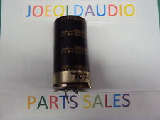 Sansui 7070 Filter Capacitor 50V 10,000UF. Tested. Parting Out Sansui 7070.