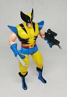 "1993 Toy Biz Deluxe 10"" Wolverine Action Figure Complete"