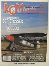 RC Modeler  Magazine    March 1995    Voodoo Hot Sport Model