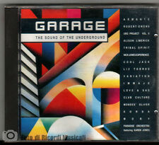 "GARAGE The Sound Of The Underground (1992)  Mixed By Gino ""Woody Bianchi"" Rizza"