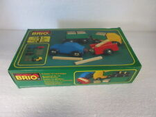 Vintage Brio Accessories for the Wooden Railway (33520)