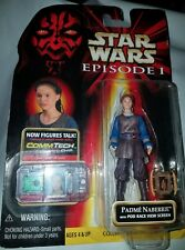 Hasbro Star Wars Padme Naberrie W/Pod Race View Screen Action Figure [NEW]