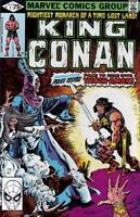 CONAN the KING #1, VF/NM, Buscema, 1980, Robert Howard, Marvel, more in store
