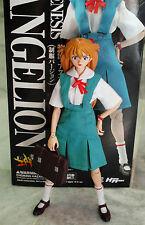 Medicom RAH 1/6 ASUKA LANGLEY School Uniform Neon Genesis EVANGELION Doll Figure