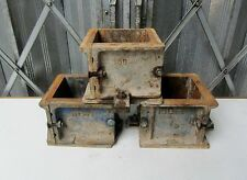 Concrete Test Cube 150mm Testing Mould Sample Maker Compressive Strength Check