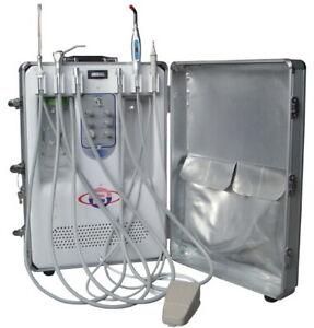 New Best-unit Portable Mobile Dental Unit BD-406 TK