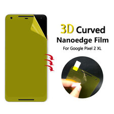 2x DOT.™ TPU FULL EDGE COVERAGE Screen Protector Cover For Google Pixel 2 XL