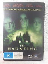 The Haunting DVD - Catherine Zeta Jones, Liam Neeson THRILLER/ HORROR