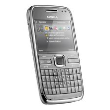 Nokia  E72 Metal Grey - QWERTY - 5MP CAMERA - SINGLE SIM - WIFI - FM - 2.36""