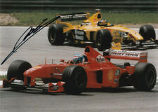 MIKA SALO - Originalautogramm, Ferrari 1999, signed photo
