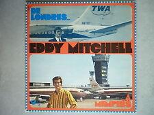Eddy Mitchell 33Tours vinyle De Londres A Memphis