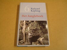 BIBLIOTHEEK HET LAATSTE NIEUWS N° 6 / RUDYARD KIPLING - HET JUNGLEBOEK