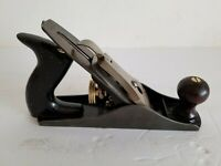 Stanley Bailey No. 3 Smooth Bottom Smoothing Plane Very Nice Type 15 1931-1932