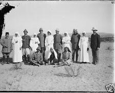 Red Crescent Hafir el Aujah Sinai Egypt World War 1, 5x4 Inch Reprint Photo 2