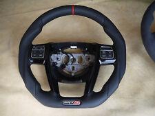 11-15 Chrysler 300 300c SRT8 style HEMI Flat bottom thick muscle steering wheel