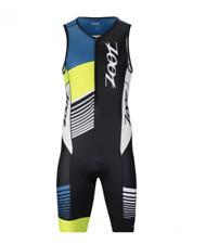 ZOOT - Women's LTD Tri Racesuit - TEAM - MEDIUM