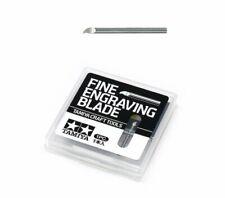 Tamiya Fine Engraving Blade 0.2mm# 74136