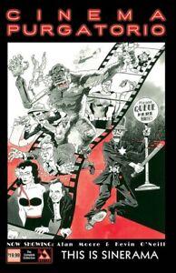 CINEMA PURGATORIO COLLECTION GRAPHIC NOVEL Alan Moore Avatar Press Comics TPB