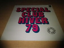 COMPILATION - Club hivers 79 - ROUSSOS - SHELLER - MURRAY HEAD!!! LP PROMO!!