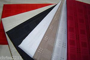 Hampton Tablecloths. Jaquard   Tablecloths.  Easy Care, Various shapes sizes