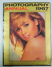 PHOTOGRAPHY ANNUAL 1967 International edition New York Ziff Davis