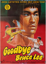 Filmplakat Goodbye Bruce Lee/New Game of Death 1975/84 Robert Chow Dill-Artwork