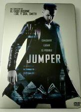 JUMPER - DVD STEELBOOK + CONTENIDO ADICIONAL-  HAYDEN CHRISTENSEN - FANTASIA