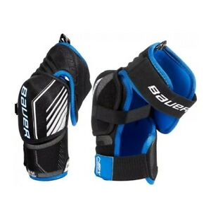 Bauer MS-1 Hockey Elbow Pads SR Size Large 1056375