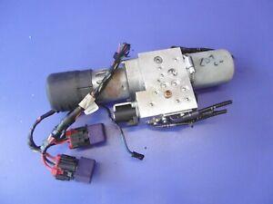 Peugeot 207 CC  Hydraulikpumpe Verdeck Verdeckpumpe 9688506780