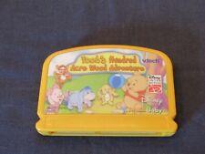 V Tech V Smile Baby Pooh's cien acres aventura Madera Cartucho.