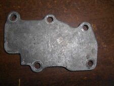 VINTAGE OEM Harley-Davidson Oil Pump BOTTOM COVER Sportster XL XLCH #1