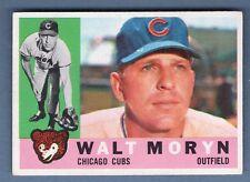 1960 Topps #74 Walt Moryn EX   CCS10