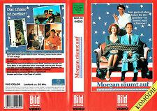 (VHS) Morgan räumt auf - Jon Cryer, Paul Gleason, Lynn Redgrave, Viveka Davis