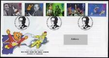 Ersttagsbrief Briefmarken mit Wissenschafts- & Technik-Motiv