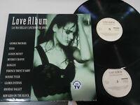 "Love Album George MICHAEL Toto Bangles Spandau Ballet - 2 X LP 12 "" VG/VG"