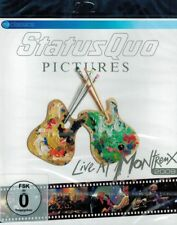 BLU-RAY NEU/OVP - Status Quo - Pictures - Live At Montreux