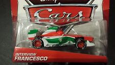 DISNEY PIXAR CARS INTERVIEW FRANCESCO 2014 SAVE 5% WORLDWIDE FAST SHIP
