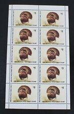 CKStamps: US Stamps Collection $5 Arkansas Mint NH OG Error Miss Printing