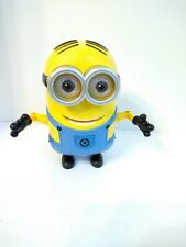 """Universal Studios Thinkway Toys Squeezable Talking Despicable Me 8"""" Minion Toy"""
