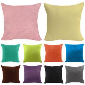 Kissenbezüge Weiche Große Größe Kissenbezug Car Sofa Dekoration Mehrfarbig