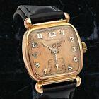 HAMILTON 1941 Coral Martin Watch 17 Jewels Cal. Grade 987 U.S.A. Wristwatch