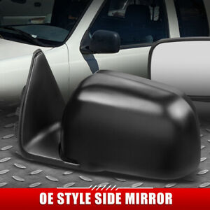 FOR 96-98 TOYOTA T100 OE STYLE MANUAL ADJUSTMENT DRIVER LEFT SIDE DOOR MIRROR