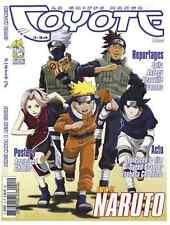 Revue COYOTE MAG numéro 15 MAGAZINE MANGA Yoko Player Okaz Juillet 2005 Epuisé