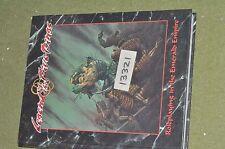 25mm japanese clan wars RPG book (as photo) (13321)